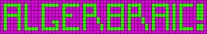 Alpha pattern #4116
