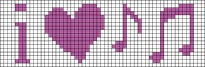 Alpha pattern #4134