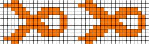 Alpha Friendship Bracelet Pattern #4136