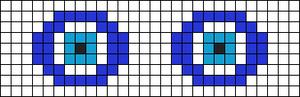 Alpha pattern #4137