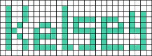 Alpha pattern #4148