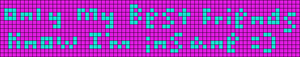 Alpha pattern #4152