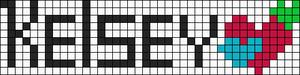 Alpha pattern #4153