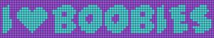 Alpha pattern #4155
