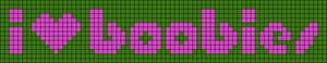Alpha pattern #4156