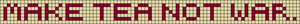 Alpha pattern #4157