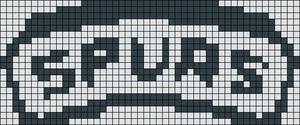 Alpha pattern #4164