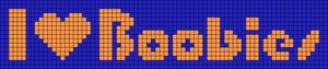 Alpha pattern #4170