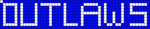 Alpha pattern #4175