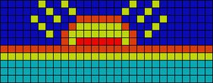 Alpha pattern #4176