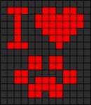 Alpha pattern #4183