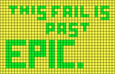 Alpha pattern #4188