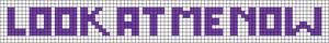 Alpha pattern #4189