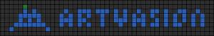 Alpha pattern #4196