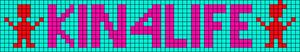 Alpha pattern #4214