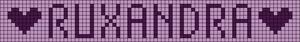Alpha pattern #4217