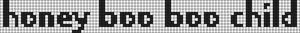 Alpha pattern #4222