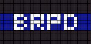 Alpha pattern #4224