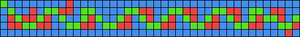 Alpha pattern #4225