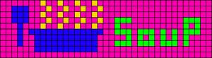 Alpha pattern #4237