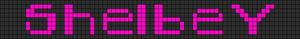 Alpha pattern #4239