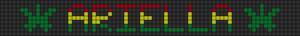 Alpha pattern #4240