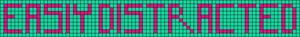 Alpha pattern #4241