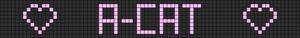 Alpha pattern #4244