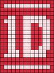 Alpha pattern #4246