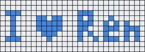 Alpha pattern #4247