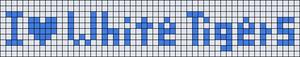 Alpha pattern #4248