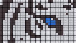 Alpha Friendship Bracelet Pattern #4249