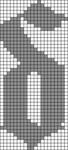 Alpha Friendship Bracelet Pattern #4256