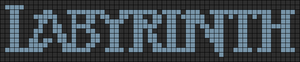 Alpha pattern #4259