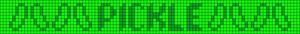 Alpha pattern #4263