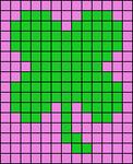 Alpha Friendship Bracelet Pattern #4264