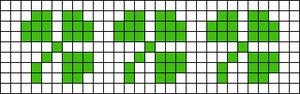 Alpha pattern #4269