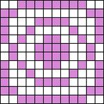 Alpha pattern #4270