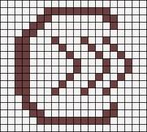 Alpha pattern #4278