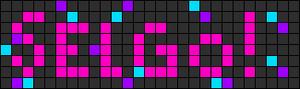 Alpha pattern #4280