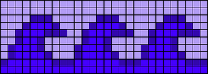 Alpha pattern #4291