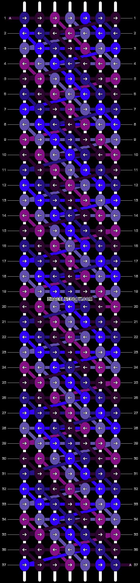 Alpha pattern #4293 pattern
