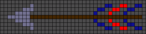 Alpha pattern #4295