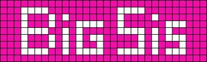 Alpha pattern #4296