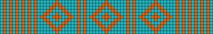 Alpha pattern #4301