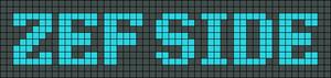 Alpha pattern #4304