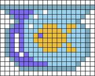 Alpha pattern #4311