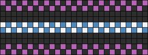 Alpha pattern #4312
