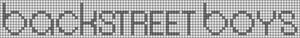Alpha pattern #4325