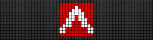 Alpha pattern #4326